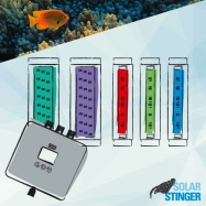 LED  Solar Stinger SunStrip Econlux